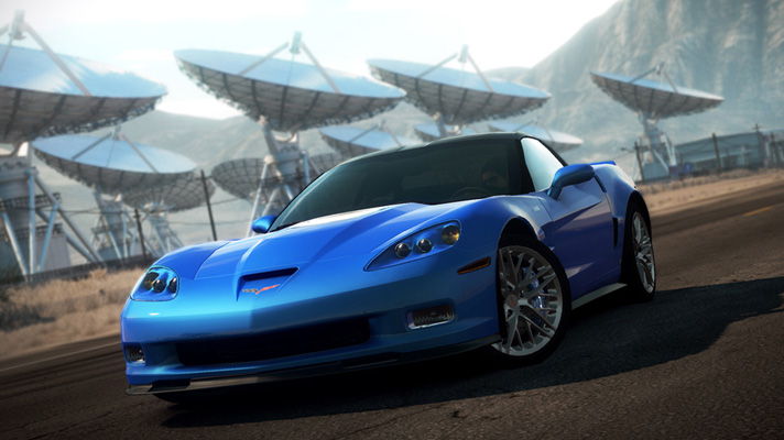 Need For Speed ZR1 Corvette