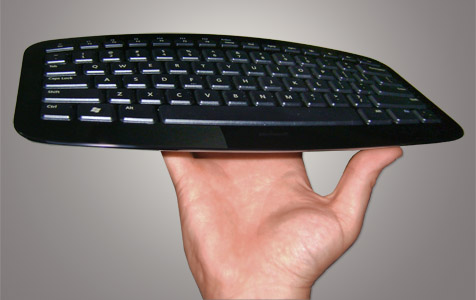 Arc keyboard for PS3