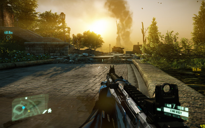 Crysis 2 graphics