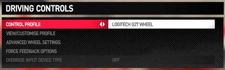 Logitech G27 settings for F1 2011 PC | Solidly Stated