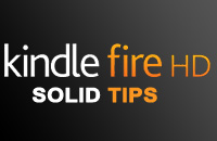 Add your own books to Kindle Fire HD