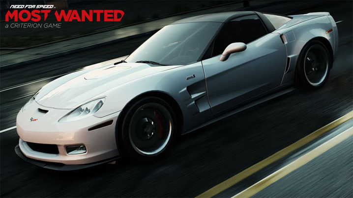 The Most Wanted Corvette ZR1