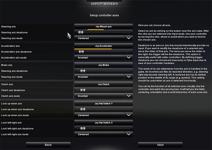 Logitech G27 settings Euro Truck Simulator 2 | Solidly Stated