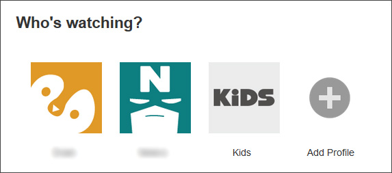 "Netflix ""KiDS"" profile just showed up on my account"